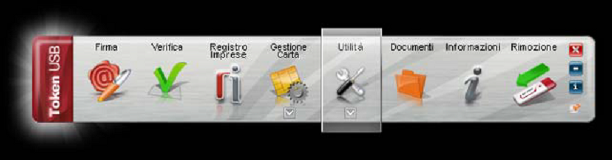Aruba Key Utilità